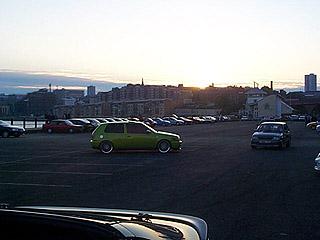 Spillers Car Park Newcastle